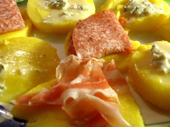 Locanda Al Confin Osteria Le Piere - Cucina Veronese a Pigozzo - Menù estivi