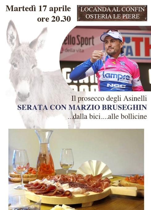 SERATA CON MARZIO BRUSEGHIN